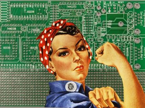 Women and technology 2